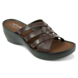 Eastland Poppy : Brown - Womens