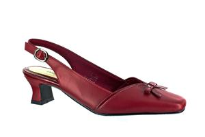 Red Patent Easy Street Incredible
