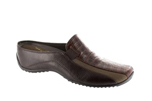 Brown Croco Easy Street Target