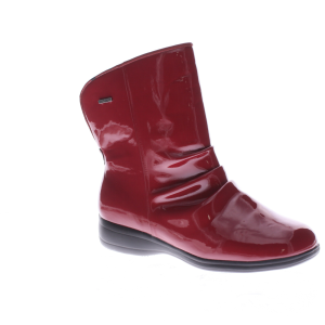 Flexus Candyapple : Red Patent - Womens