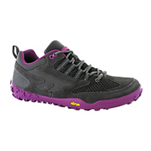 Charcoal/Purple Hi-Tec Apollo