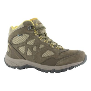 Smokey Brown Hi-Tec Halona Mid WP
