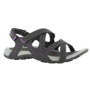 Charcoal-Purple Hi-Tec Waimea Falls