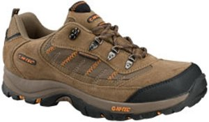 Brown/Orange Hi-Tec Natal Low