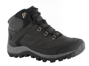 Black Hi-Tec Quest Hike WP