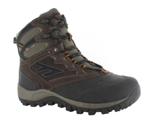 Chocolate Burnt Orange Hi-Tec East Ridge Sport 200 WP