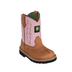 John Deere Infant : Tan Crazy Horse - Infant