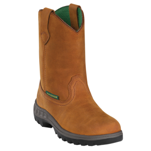 John Deere Waterproof : Tan Tramper - Childrens