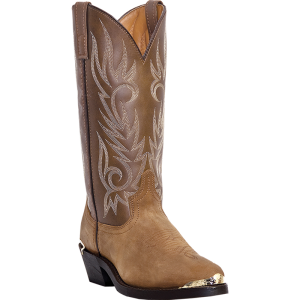 Brown Distressed Laredo McComb