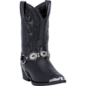 Black Laredo Little Concho
