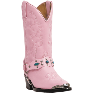 Pink Laredo Little Concho