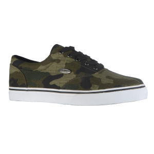 Multi Green/Black/White Lugz Vet Camo