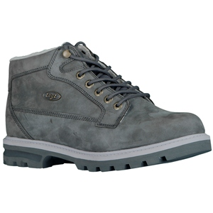 Charcoal/Grey Lugz Brigade Fleece