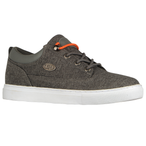 Dark Charcoal White Lugz Gypsum LO Tweed