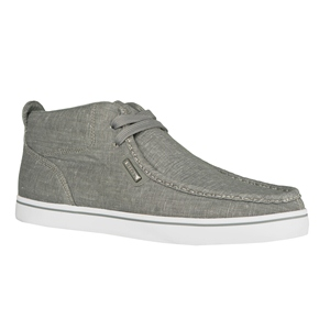 Grey/White Lugz Strider Chamberway
