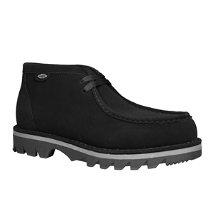 Black/Charcoal Lugz Wally Mid