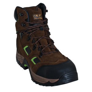 Brown McRae Waterproof Steel Toe Hiker