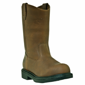 "Brown McRae 11"" Insulated Steel Toe"