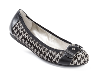 Grey Houndstooth Me Too Rascal