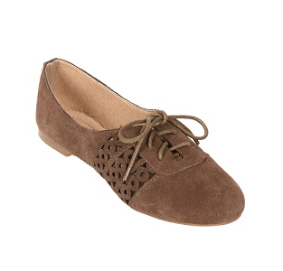 Taupe Restricted shoes Scratcher