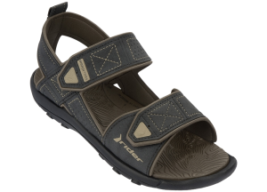 BLACK/BROWN Rider Rider Action Sandal