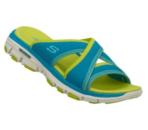 GreenBlue Skechers Bravos - Outshine