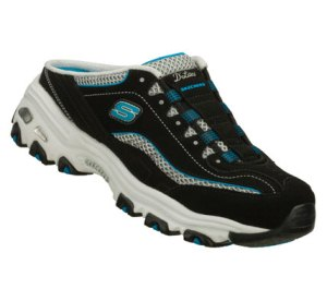 BlueBlack Skechers D'lites - Essential