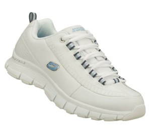 BlueWhite Skechers Flex Fit - Super Power