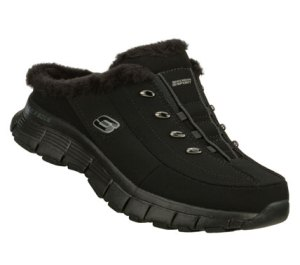 Black Skechers Flex Fit - Gear Up