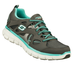 BlueGray Skechers Synergy - Memory Sole