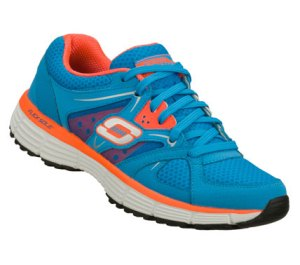 CoralBlue Skechers Agility - New Vision