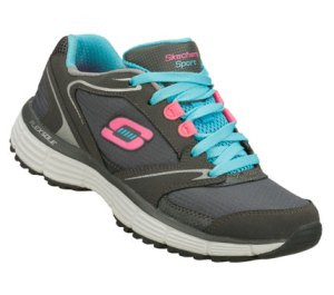 BlueGray Skechers Agility - Rewind