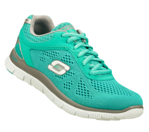 GreenGreen Skechers Flex Appeal - Love Your Style