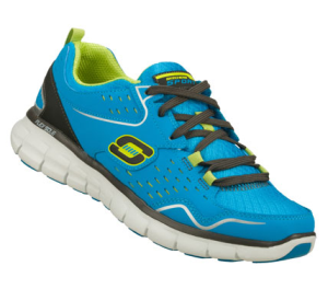 GreenBlue Skechers Synergy - A Lister