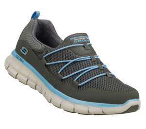 BlueGray Skechers Synergy - Loving Life