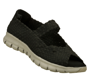 GrayBlack Skechers Synergy - Sunday Stroll
