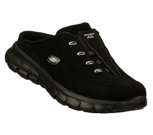 Black Skechers Synergy - Elite Asset