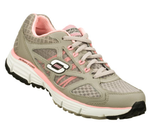 PinkGray Skechers Alignment - Full Effect