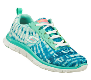Green Skechers Flex Appeal - Limited Edition