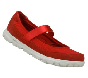 Red Skechers SKECHERS GOwalk - Everyday