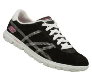 WhiteBlack Skechers On the GO - Sutra