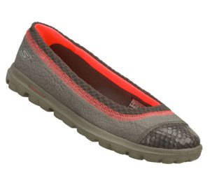 PinkGray Skechers Skechers On the GO - Presta