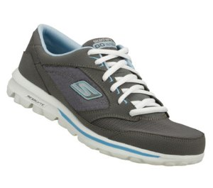 BlueGray Skechers Skechers GOwalk - Baby