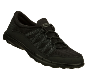Black Skechers Skechers GOsleek