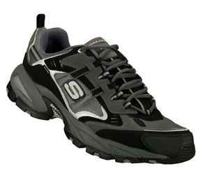 Gray/Charcoal Skechers Vigor - Insight