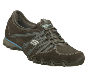 BlueGray Skechers Bikers - Verified