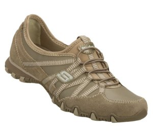 Brown Skechers Bikers Dream Come True
