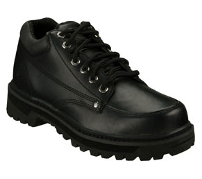 Black Skechers Mariners