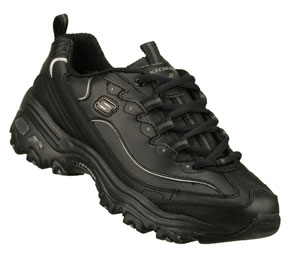 Black Skechers DLites
