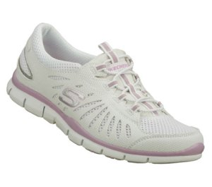 PurpleWhite Skechers Gratis - Big Idea